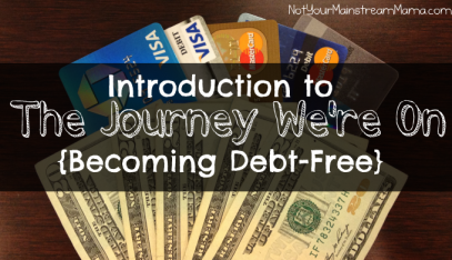 Our Journey to Become Debt Free: Introduction
