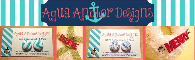 Aqua Anchor Designs Etsy Store