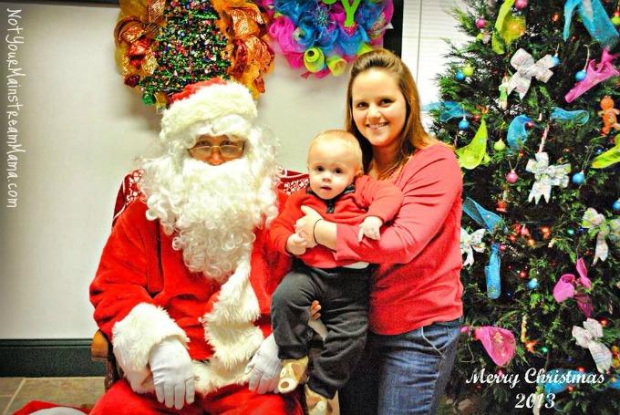 Santa Picture 2013