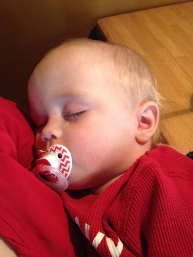 Lucas Sleeping