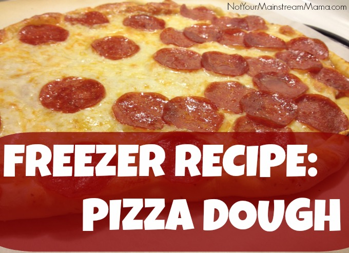 Freezer Recipe Pizza Dough