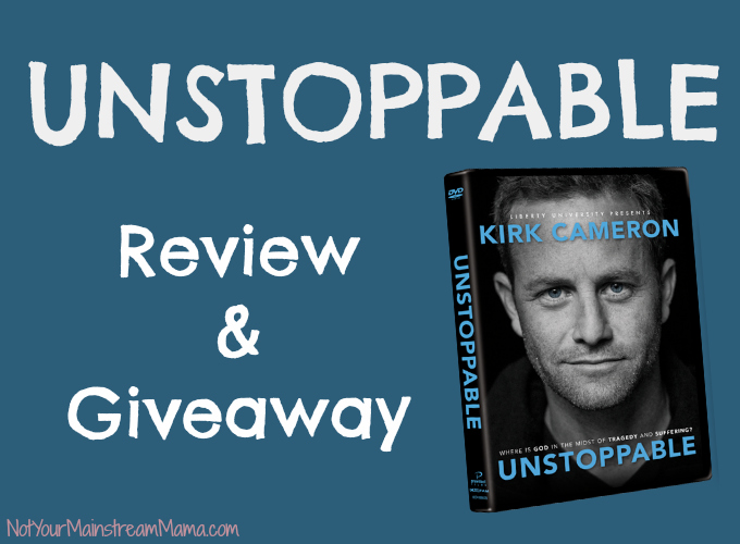 Unstoppable Review & Giveaway